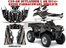 Subdued V2 für CAN-AM ATV