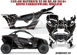 Subdued V2 für CAN-AM UTV