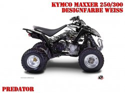 Kutvek Predator Dekor für Kymco Quads/ATVs