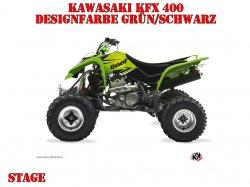 Kutvek Stage Dekor für Kawasaki Quads