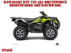 Kutvek Stage Dekor für Kawasaki ATVs