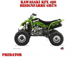 Kutvek Predator Dekor für Kawasaki Quads