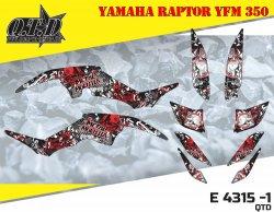 Metal Mulisha E4325 für Yamaha Fahrzeuge
