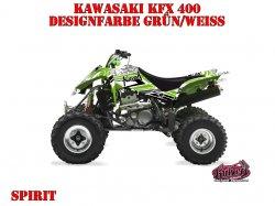 Kutvek Spirit Dekor für Kawasaki Quads