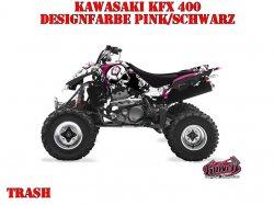Kutvek Trash Dekor für Kawasaki Quads
