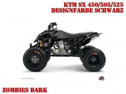 Kutvek Zombie Dark Dekor für KTM Quads