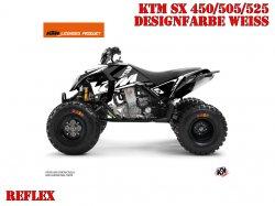 Kutvek Reflex Dekor für KTM Quads