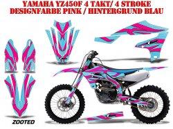 Zooted für Yamaha MX Motocross Bikes