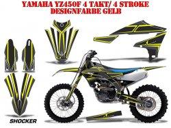Shocker für Yamaha MX Motocross Bikes