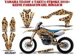 Wildcat für Yamaha MX Motocross Bikes
