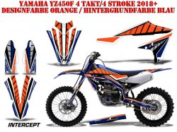 Intercept für Yamaha MX Motocross Bikes