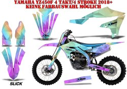 Slick für Yamaha MX Motocross Bikes