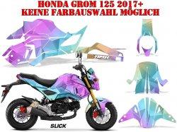 Slick für Honda MX Motocross Bikes