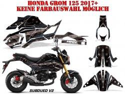 Subdued V2 für Honda MX Motocross Bikes
