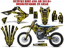 Havoc für Suzuki MX Motocross Bikes