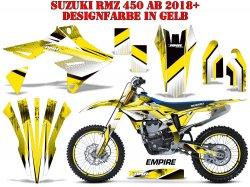 Empire für Suzuki MX Motocross Bikes