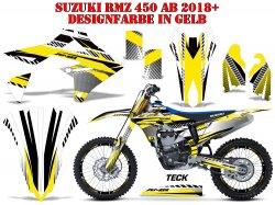Teck für Suzuki MX Motocross Bikes