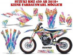 Rewind für Suzuki MX Motocross Bikes