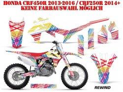 Rewind für Honda MX Motocross Bikes