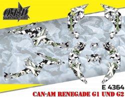 E4364 Digi Camo für CAN-AM Renegade