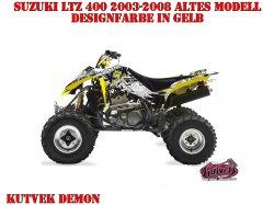 Kutvek Demon Dekor für Suzuki Quads