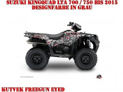 Kutvek Freegun Eyed Dekor für Suzuki ATVs