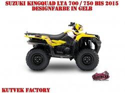 Kutvek Factory Dekor für Suzuki ATVs