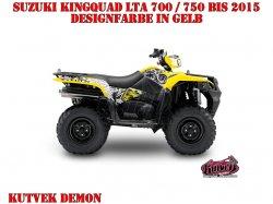 Kutvek Demon Dekor für Suzuki ATVs