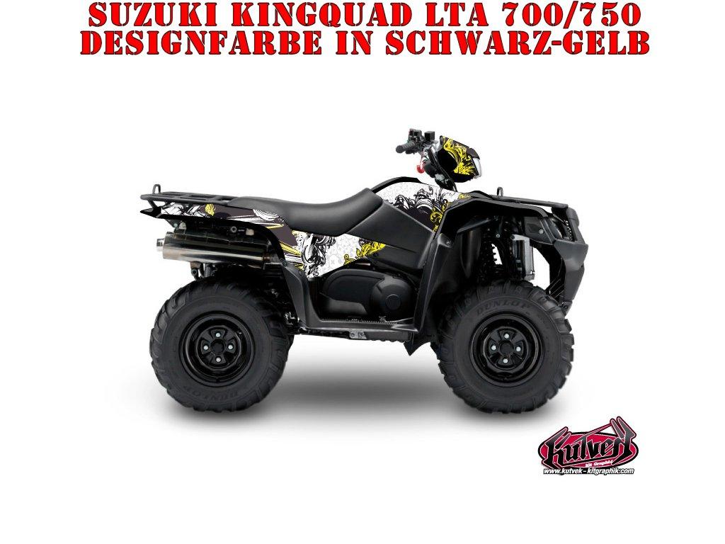 Kutvek Trash Dekor für Suzuki ATVs