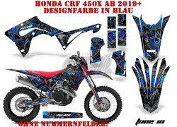 Tune In für die Honda MX Motocross Bikes
