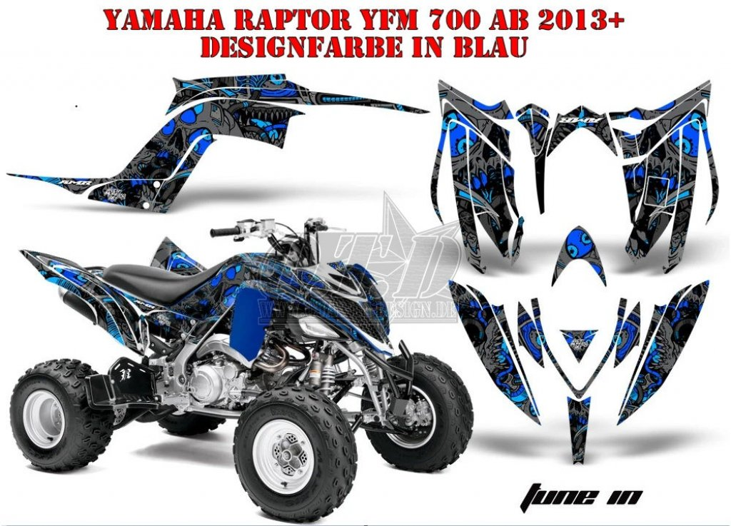 Tune In für Yamaha Quads