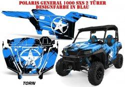 Torn für die Polaris UTV RZR 900S & 1000 XP