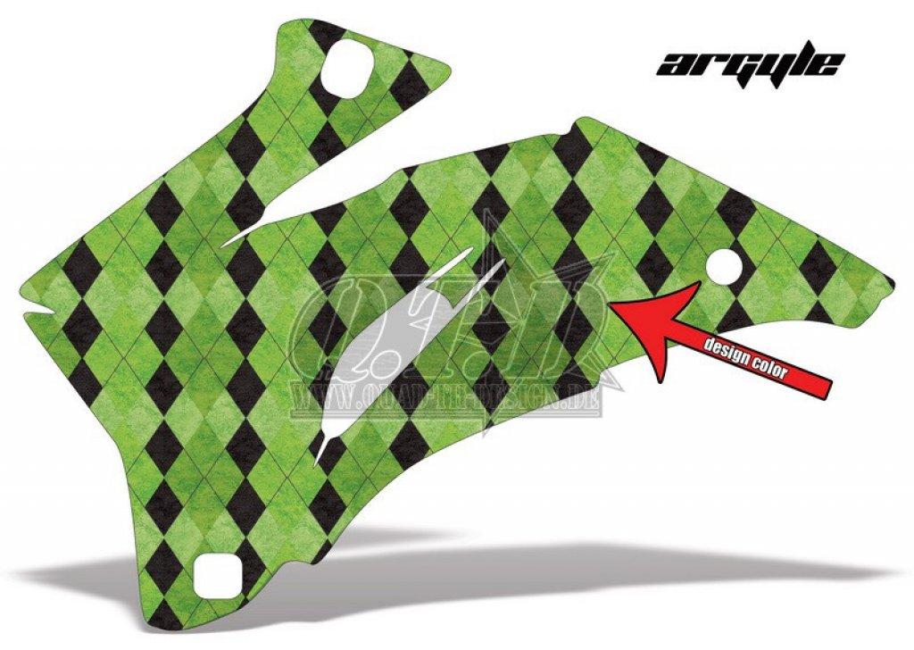 1. AMR Designs für die Yamaha Quads