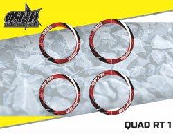 Motostyle - Rim Tapes Felgen Aufkleber