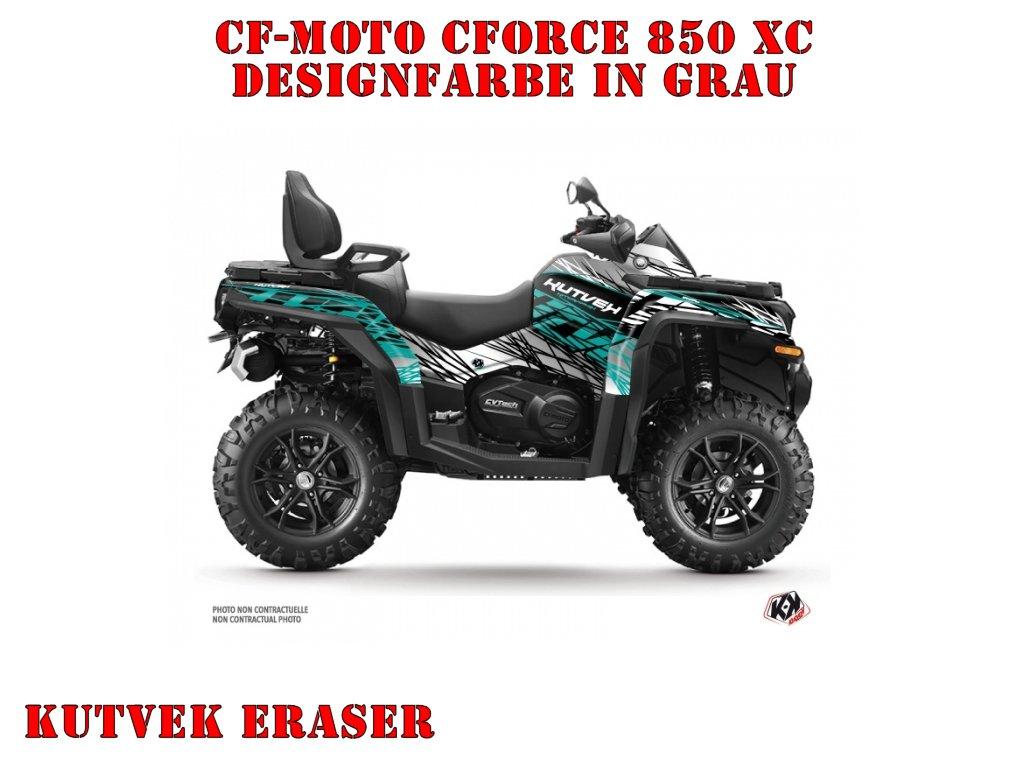 Kutvek Eraser Dekor Full-Kit für CF-Moto ATVs