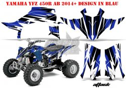 Yamaha Quads / ATV