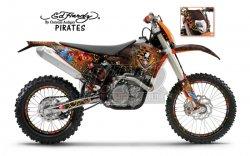 KTM MX Motocross Bikes