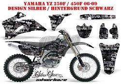 Yamaha MX Motocross Bikes