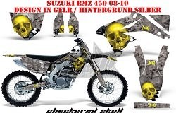 Suzuki MX Motocross Bikes