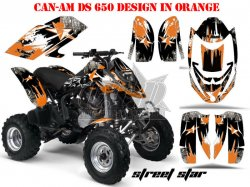Can-Am Quads