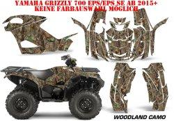 Yamaha ATV 2015+