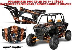 Polaris UTV RZR 900S & RZR 1000 2 Türer