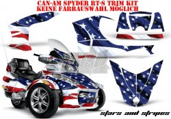 Can-Am Spyder RT & RT-S Trim Kit